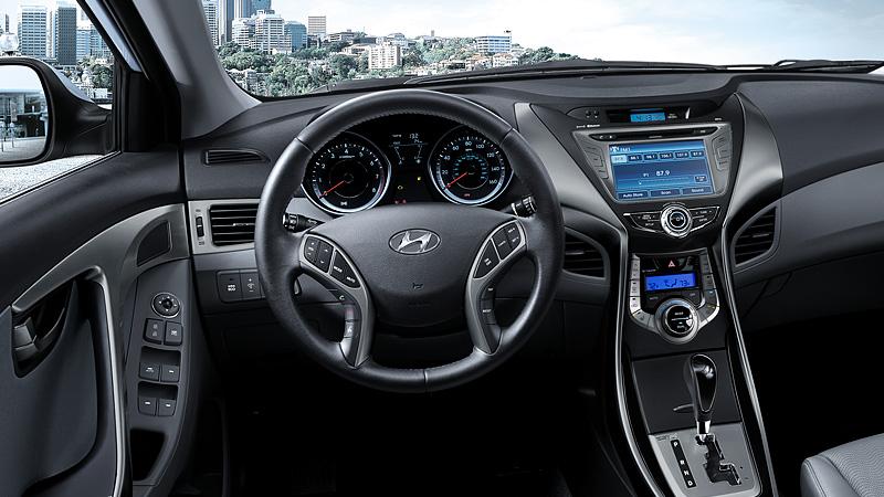 New Hyundai Elantra Avante Picture Gallery 38 Pics