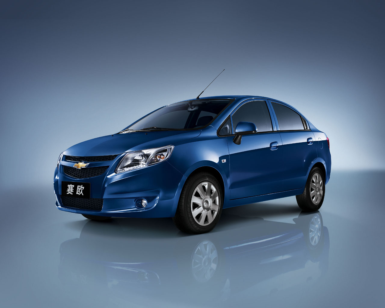 Upcoming Chevrolet Sail Sedan Picture Gallery