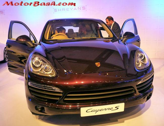 MotorBash Cayenne S