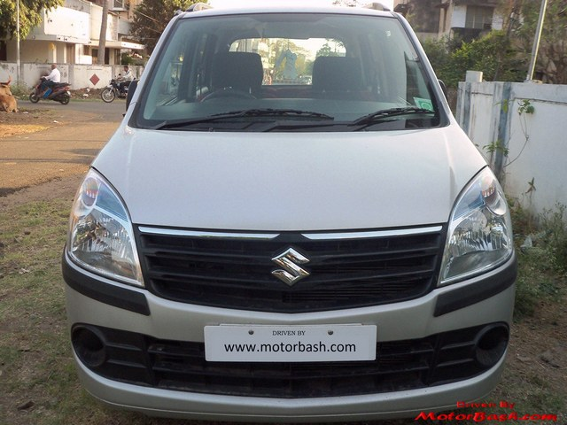 WagonR review