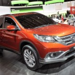 GENEVA: Honda displays NS-X, CR-V & EV-STER
