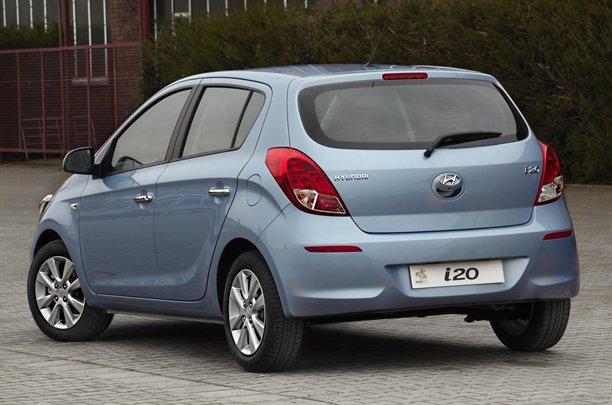 MotorBash 2012 Hyundai i20 Fluidic Rear