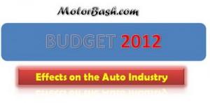 MotorBash Budget 2012