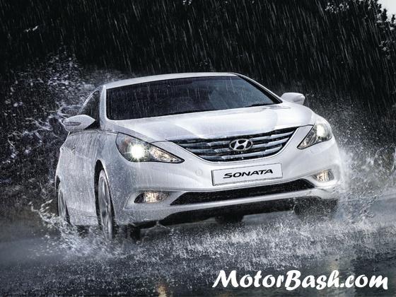MotorBash Hyundai Sonata