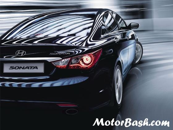 MotorBash New Hyundai Sonata