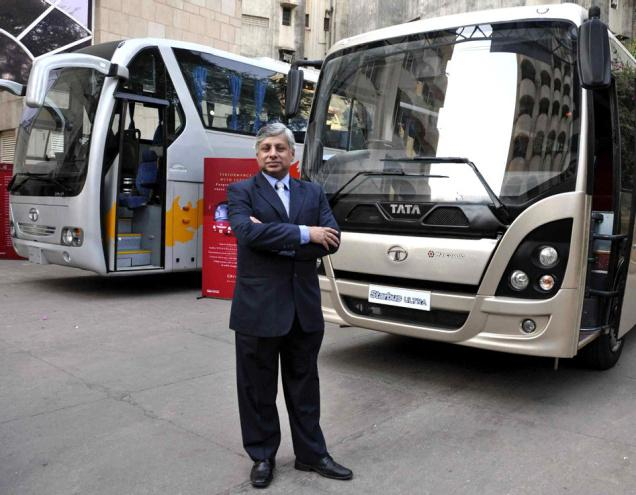 Tata Launches Luxury Coach Divo And Starbus Ultra Motorbashcom