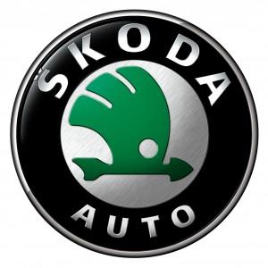 skoda logo new