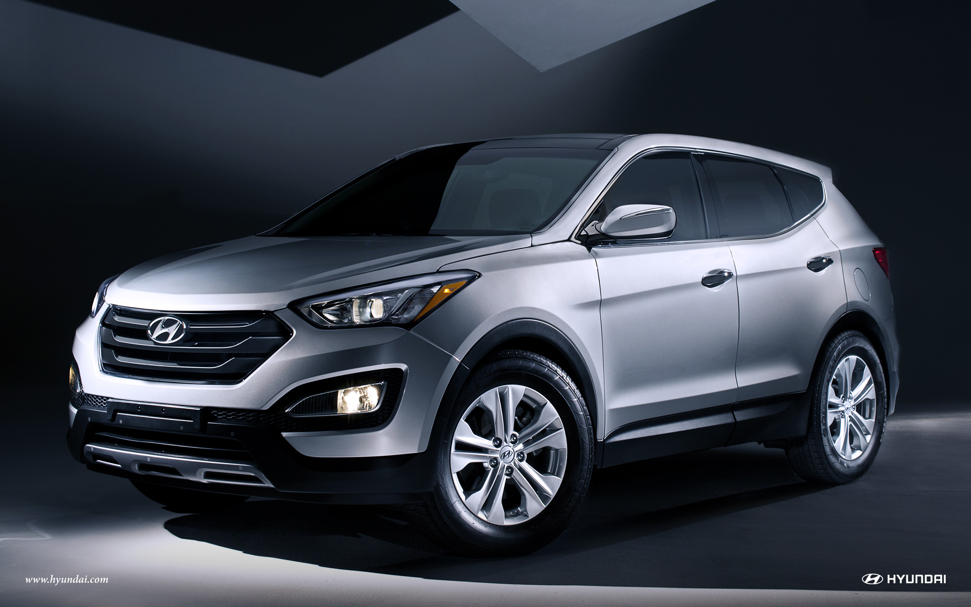 2013 hyundai santa fe sport test drive crossover suv autos post. Black Bedroom Furniture Sets. Home Design Ideas
