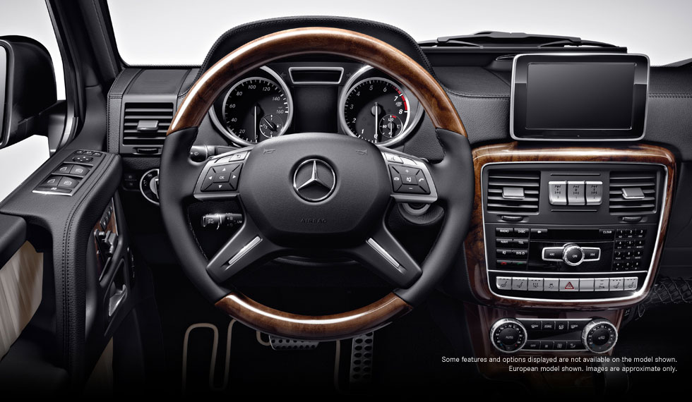 Mercedes Pre Owned >> Mercedes G Wagon Interior 2013 | www.pixshark.com - Images Galleries With A Bite!
