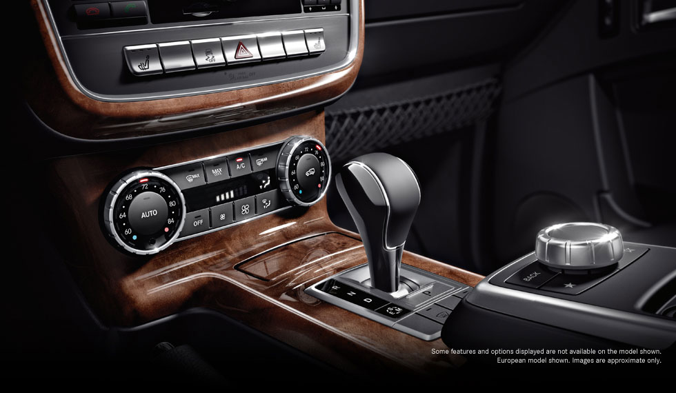 2013 G Class G550 Futuremodel Interior 07 Motorbash Com