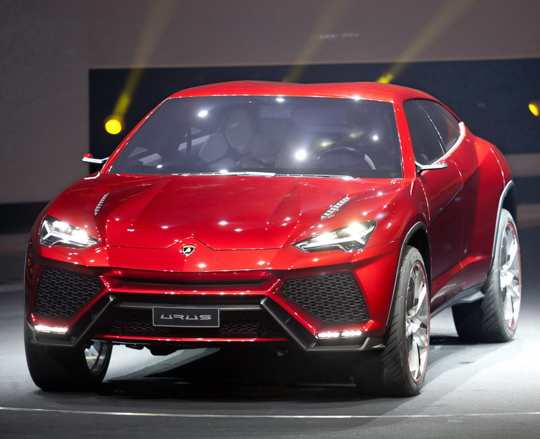 lamborghini urus suv to be priced at £135,000 (~1.1 crore inr)