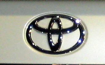 Toyota Logo MotorBash