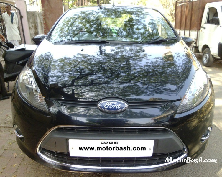 MotorBash Ford Fiesta review
