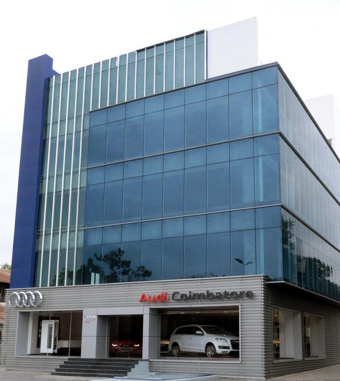 Audi Coimbatore MotorBash