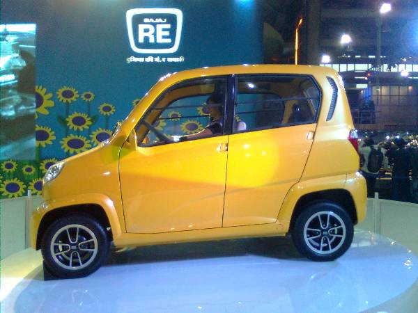 new car launches of bajajBajaj to Launch RE60 by the End of this Fiscal Commercially