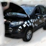 Ford Ecosport is 'YiBo' in China,Starting Price expected 8.8 lacs, More Spy Pics