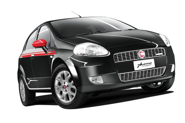 limited edition fiat grande punto sport picture gallery. Black Bedroom Furniture Sets. Home Design Ideas