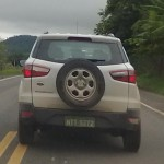 Ford EcoSport White Grey (2)