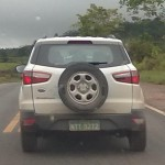 Ford EcoSport White Grey (3)