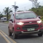 Ford EcoSport White Grey (4)