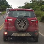Ford EcoSport White Grey (5)