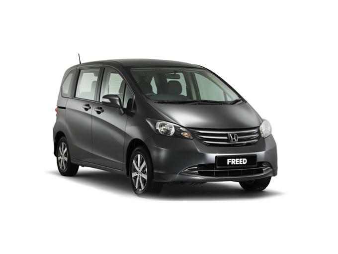 Honda Freed MPV (8)