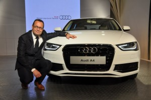 New 2012 Audi A4 MotorBash