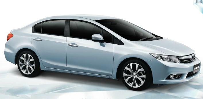 New Honda Civic Side Motorbash Com