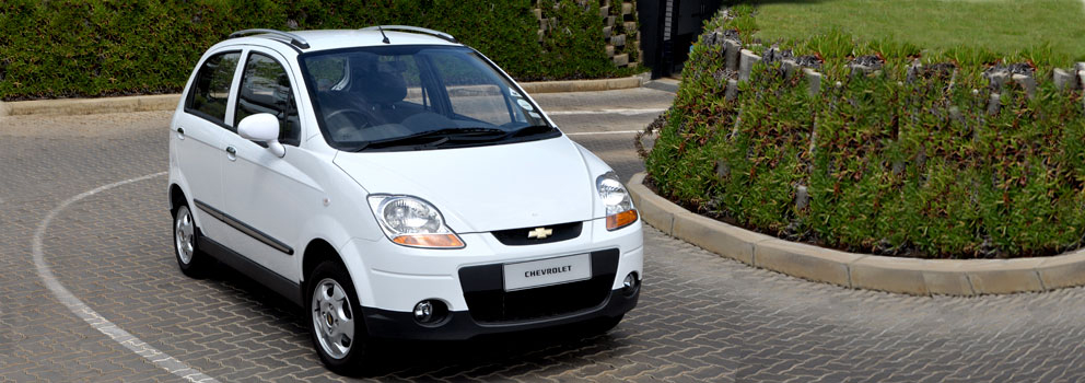 Chevrolet Spark Lite South Africa