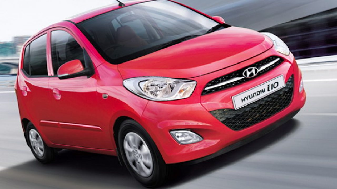 Hyundai Launches Cng Variants Of I10 Santro And Accent You Can