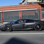 Scoop: Rumored Ferrari F70 Spied Testing in Italy