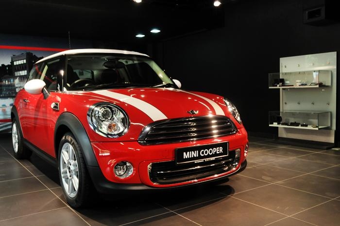 new car launches in hyderabadBMW Aims to Sell 300 units of MINI in India this year