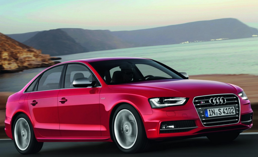 Audi S4 picture motorbash