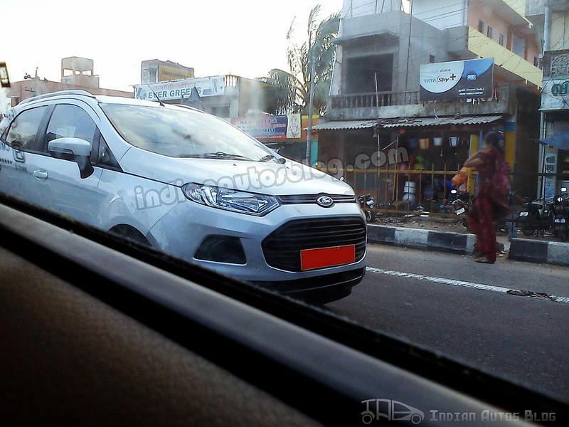 Ford EcoSport Testing Chennai