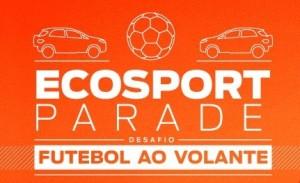 Ford Ecosport football parade