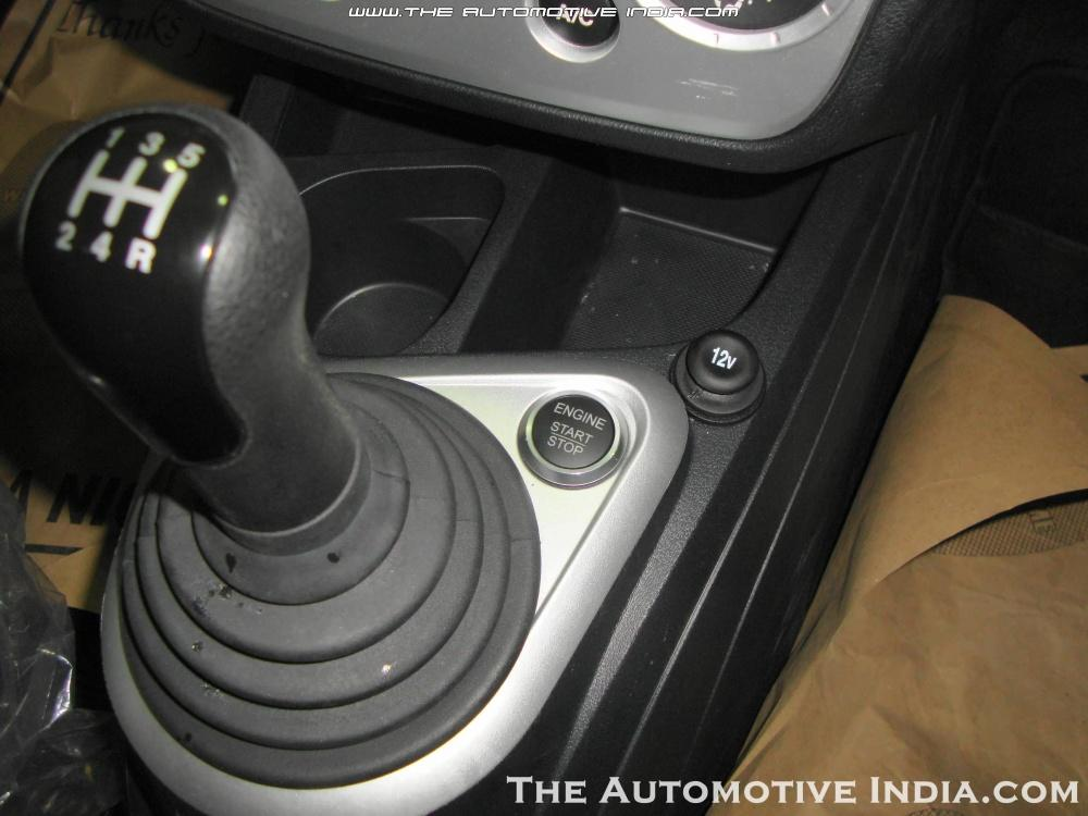 Ford-Figo-Start-Stop-Button-Location