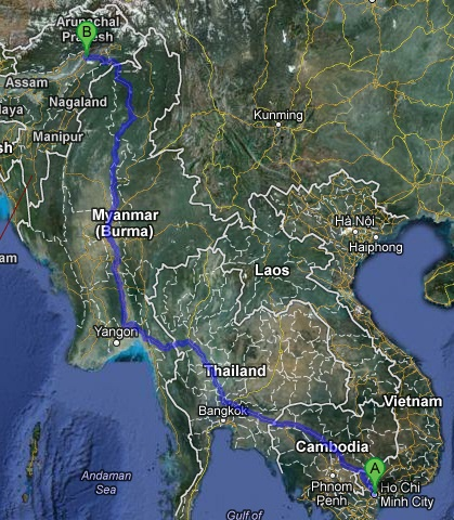 Inter continental highway now drive all the way from india to assam gumiabroncs Choice Image