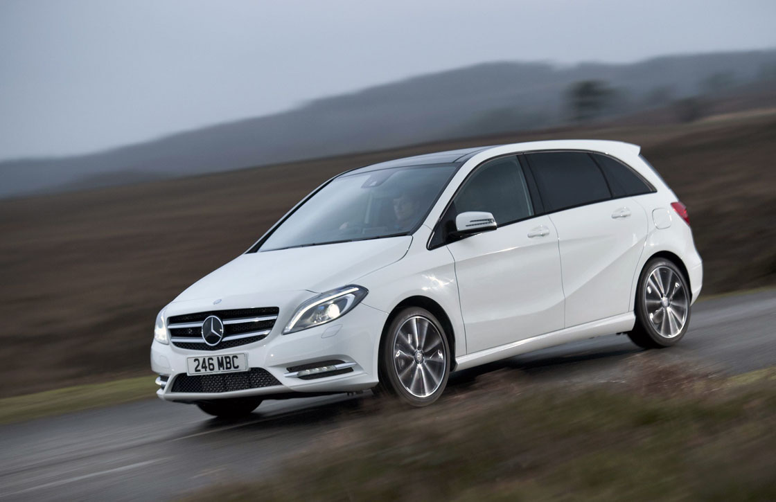 mercedes b class sports mpv to be launched on 19th july. Black Bedroom Furniture Sets. Home Design Ideas