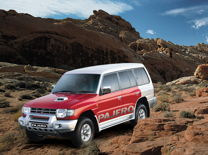 Pajero SFX to be discontinued