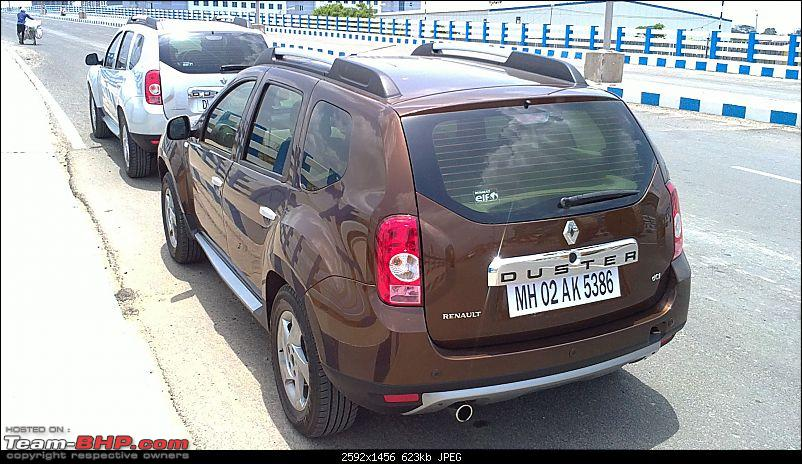 Renault Duster India