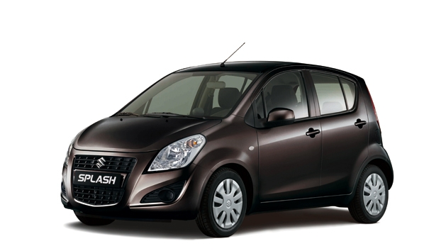 Suzuki Ritz Splash 2012