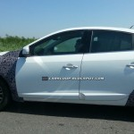 Renault Fluence Facelift Caught Testing in Romania