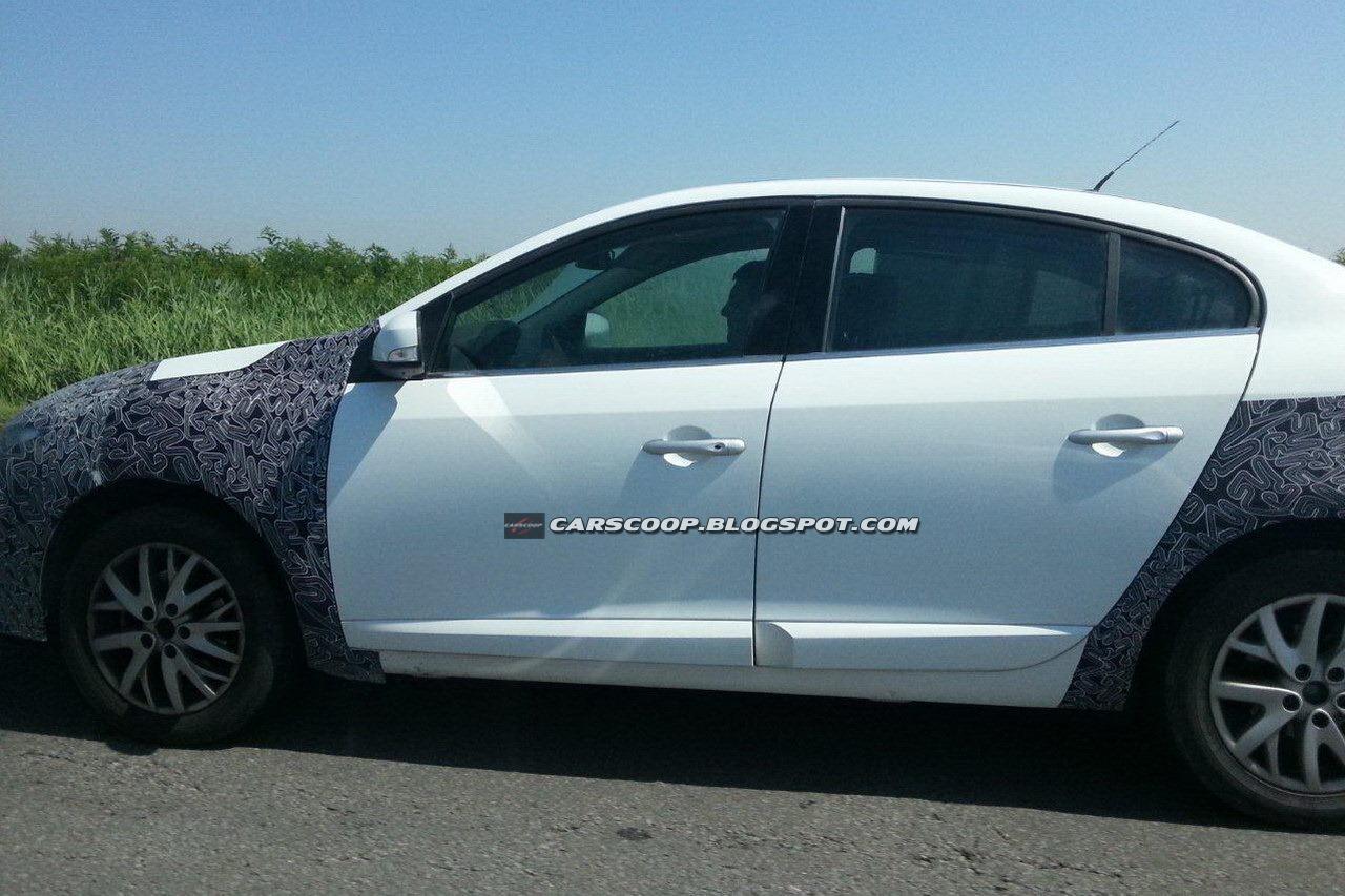 Renault-Fluence Facelift