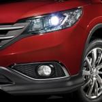 New 2013 Honda CRV