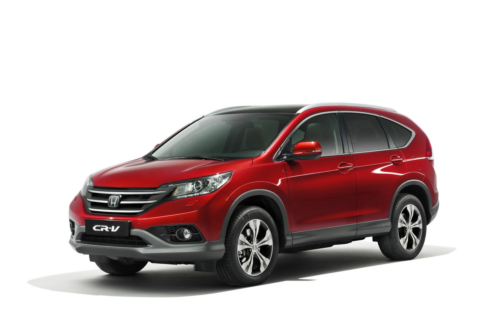Honda Cr V 1 6l Diesel Launch Next Year May Be Priced At