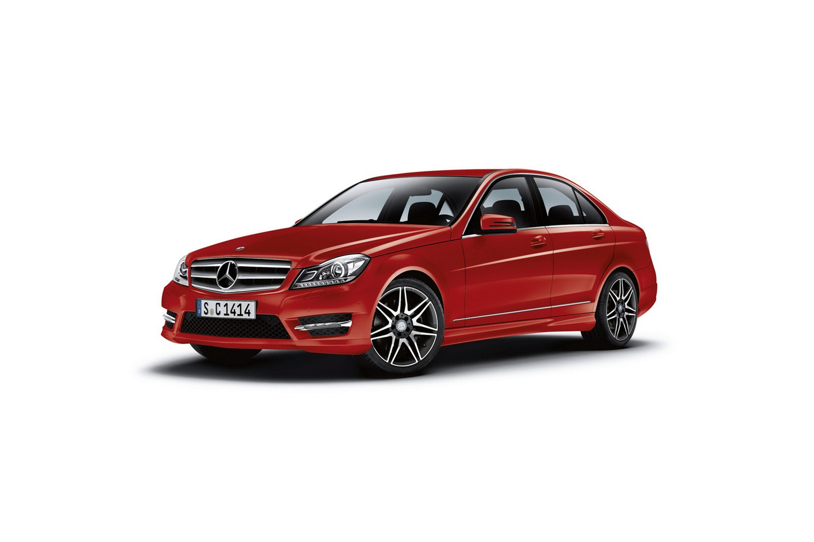 2013 mercedes c class gets new trim levels and revised engine in uk. Black Bedroom Furniture Sets. Home Design Ideas