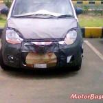 Chevrolet Spark facelift picture MotorBash