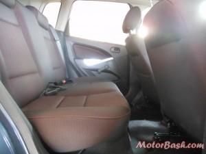 Figo_Rear seat space