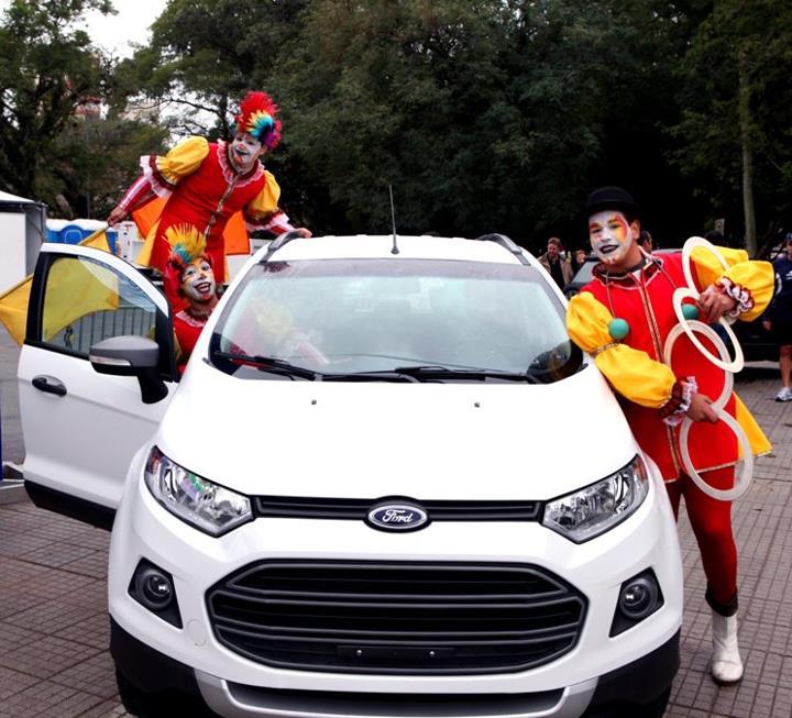 Ford EcoSport Launch Brazil
