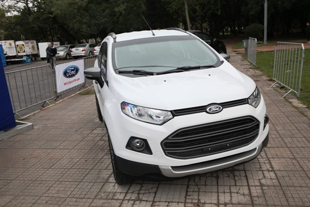 Ford EcoSport Launch Brazil